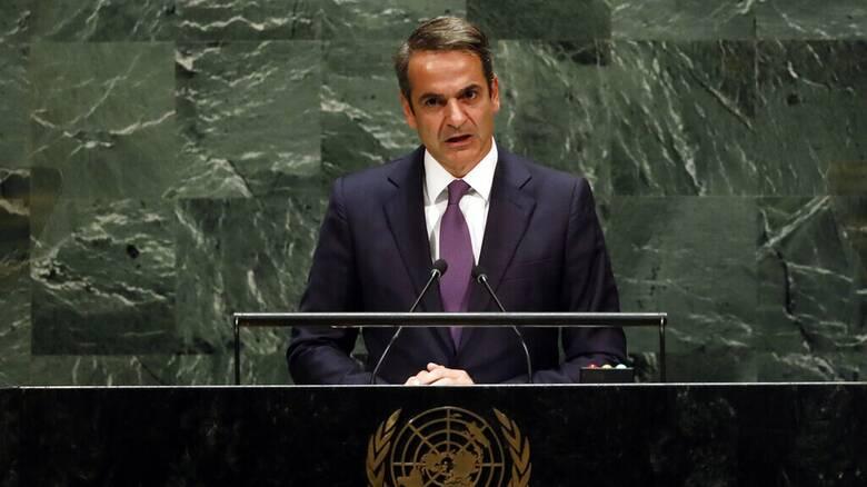 Στη Νέα Υόρκη το βλέμμα για τα ελληνοτουρκικά - Δεν επιβεβαιώνεται συνάντηση Μητσοτάκη με Ερντογάν