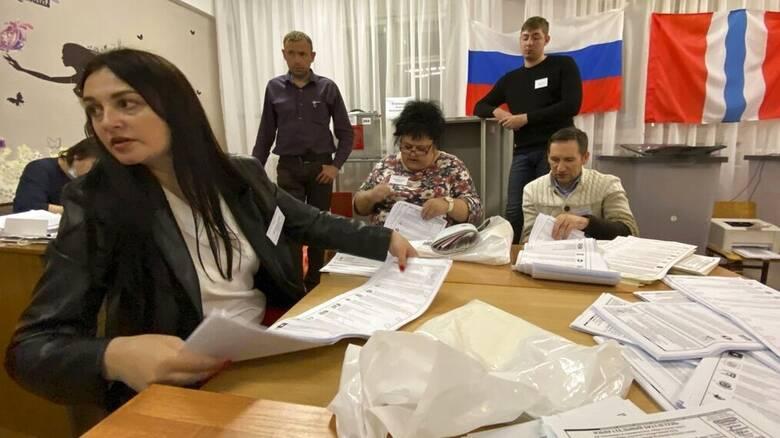 Ρωσία - Εκλογές: Οι κομμουνιστές επιστρέφουν στη Ρωσία - Χάνει δύναμη το κυβερνών κόμμα