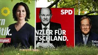 Βουλευτικές εκλογές στη Γερμανία: Ο Όλαφ Σολτς νικητής στο τρίτο ντιμπέιτ