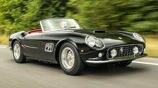 Αυτή η ρέπλικα της Ferrari California Spyder είναι εξαιρετική