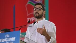 Ηλιόπουλος: Να σταματήσουν Οικονόμου, Χατζηδάκης να πουλάνε τρέλα στο θέμα της εταιρίας delivery
