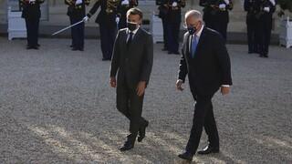 AUKUS: Από τον Ιούνιο η Γαλλία άρχισε να αμφιβάλει για τη δέσμευση της Αυστραλίας