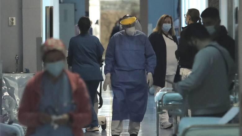 Κορωνοϊός: Κόρη ασθενούς απείλησε γιατρό με μήνυση στο Λαϊκό Νοσοκομείο