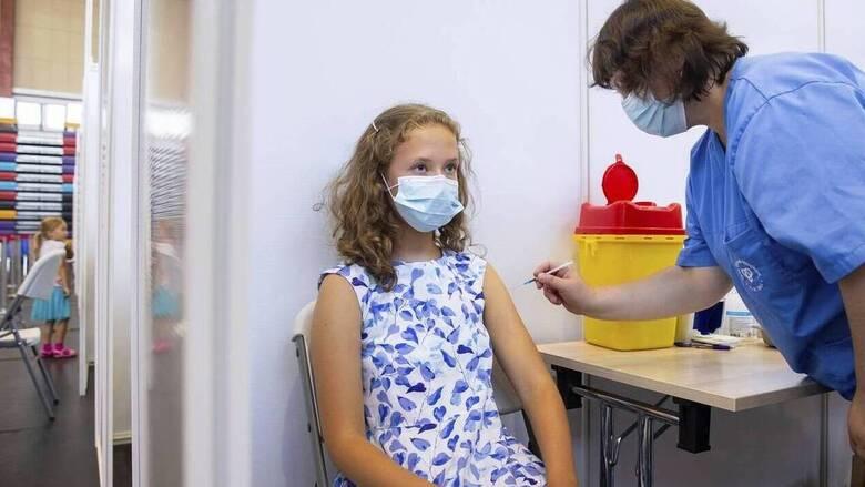 Κορωνοϊός: Τον Οκτώβριο οι πρώτοι εμβολιασμοί στον παιδίατρο – Επιχείρηση «πειθούς» πριν το 4ο κύμα