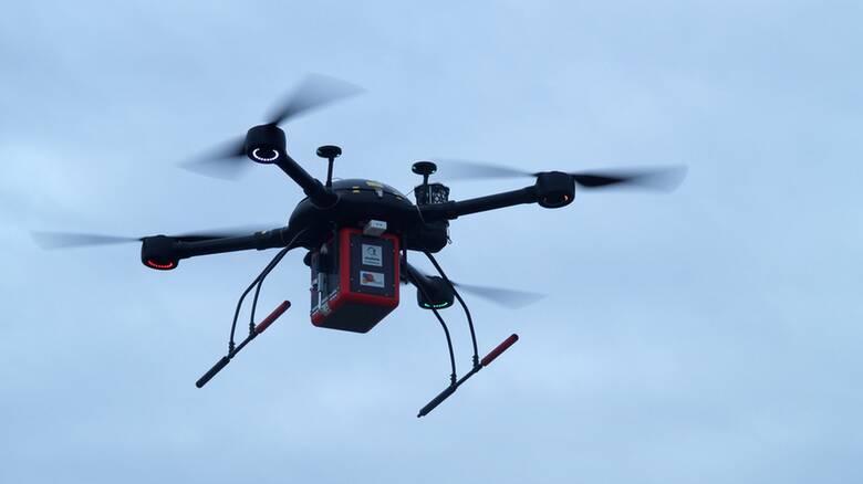 Τρίκαλα: Με drone η μεταφορά φαρμάκων στα χωριά - Σήμερα η πρώτη πτήση