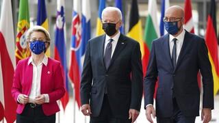 AUKUS: Προς ακύρωση και η «πρεμιέρα» συμβουλίου ΕΕ-ΗΠΑ για το Εμπόριο και την Τεχνολογία