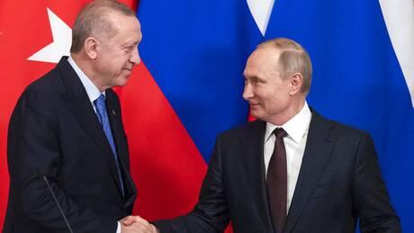Στη Ρωσία ο Ερντογάν στις 29 Σεπτεμβρίου - Στο «μενού» και η δεύτερη συστοιχία S-400