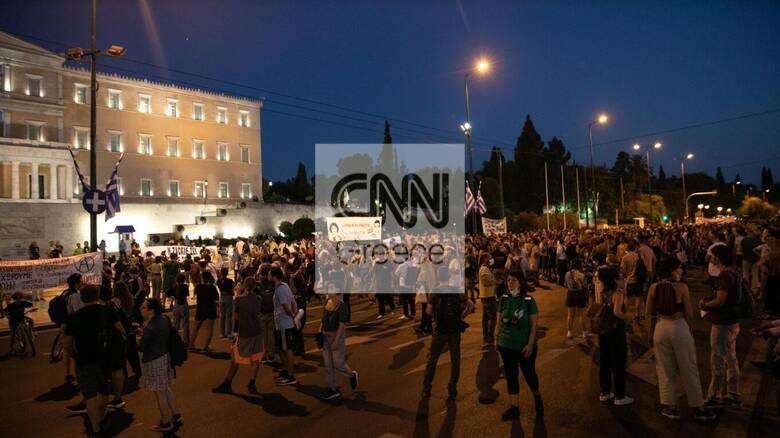 Ζακ Κωστόπουλος: Πορεία μνήμης στην Αθήνα για τα τρία χρόνια από την δολοφονία του