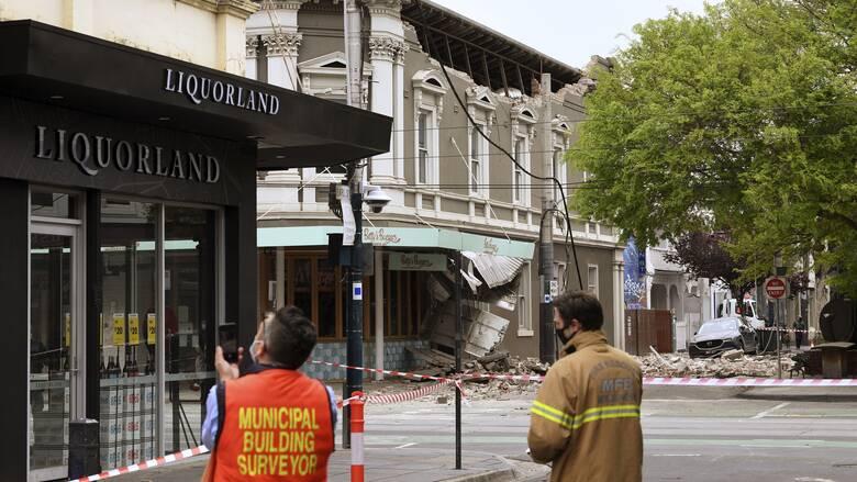 Αυστραλία: Σεισμός 5,9 Ρίχτερ κοντά στη Μελβούρνη - Αισθητός μέχρι 900 χιλιόμετρα μακριά