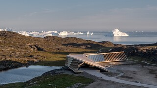 Ilulissat Icefjord Center: Ένα πρωτοποριακό κέντρο έρευνας αλλά και πολιτισμού στον Αρκτικό Κύκλο