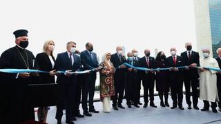 Δυσαρέσκεια για την παρουσία Ελπιδοφόρου με Τατάρ - Θα ξεναγήσει τον Μητσοτάκη στο Ground Zero