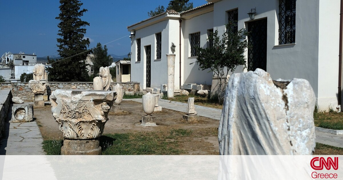 facebookSculptures of Archaeological Museum of Eleusis