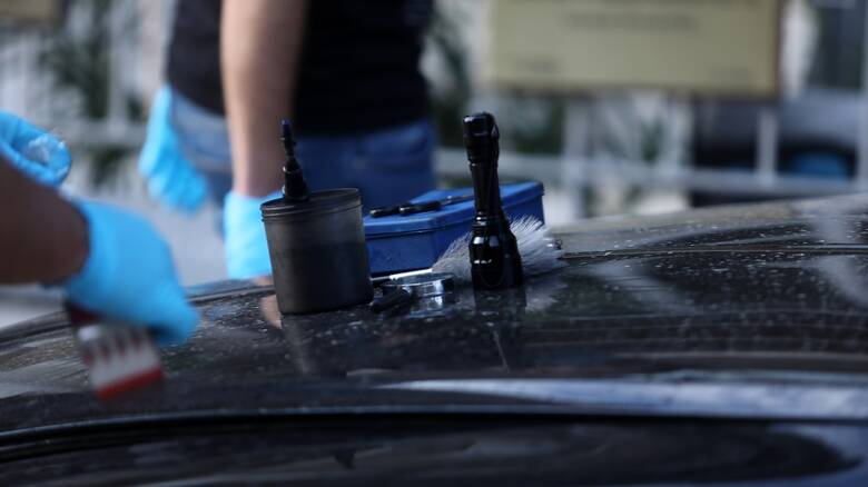Καρέ καρέ οι πυροβολισμοί στη Λ. Αλεξάνδρας - Παλιός γνώριμος της ΕΛ.ΑΣ. ο δράστης
