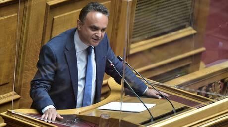 ΝΔ για τη μη άρση ασυλίας Κελέτση: «Στο κενό η επιχείρηση εκφοβισμού του ΣΥΡΙΖΑ και του Ν. Παππά»