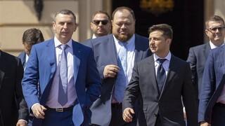 Ουκρανία: Απόπειρα δολοφονίας του επικεφαλής συμβούλου του Ζελένσκι