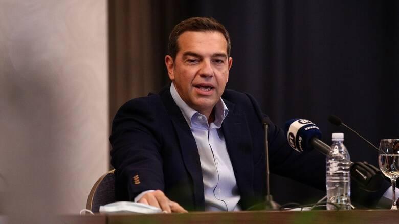 Τσίπρας: Νομοθετική ρύθμιση για την διασφάλιση της μισθωτής εργασίας των διανομέων