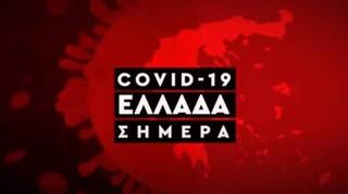 Κορωνοϊός: Η εξάπλωση της Covid 19 στην Ελλάδα με αριθμούς (22/09)