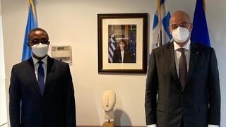Επαφές Δένδια στη Νέα Υόρκη: Στρατηγικό διπλωματικό «άνοιγμα» σε χώρες της Αφρικής
