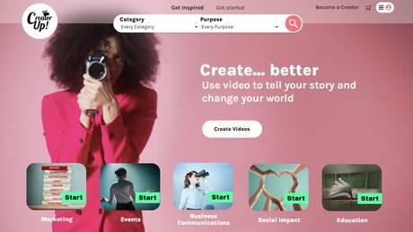 Στα 5 εκατ. δολάρια ο νέος γύρος χρηματοδότησης της CreatorUp