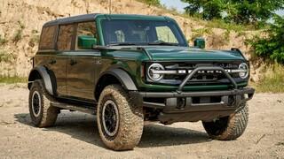 Η Ford μπορεί να φέρει το Bronco στην Ευρώπη. Και ως Raptor