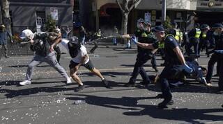 Κορωνοϊός- Αυστραλία: Η Μελβούρνη προετοιμάζεται για νέες διαδηλώσεις κατά του lockdown