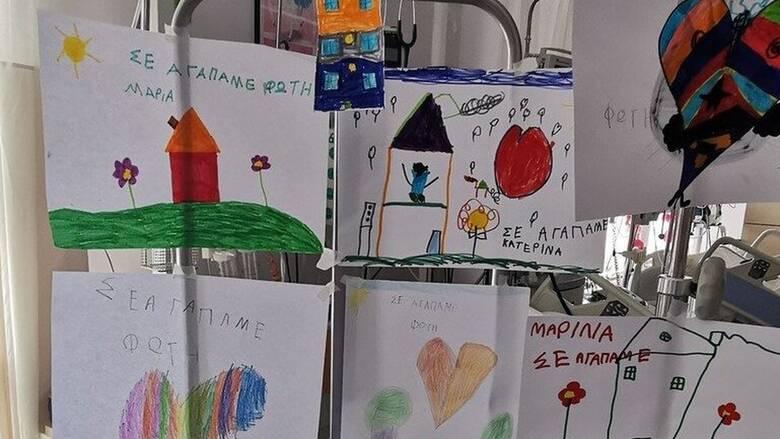 Ατύχημα καρτ: Άρχισε η διαδικασία αφύπνισης του 6χρονου - Πώς του ευχήθηκαν οι συμμαθητές του