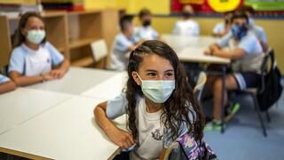 Κορωνοϊός: Η «ακτινογραφία» της πρώτης σχολικής εβδομάδας - Πώς θα προστατευθούν τα μικρότερα παιδιά