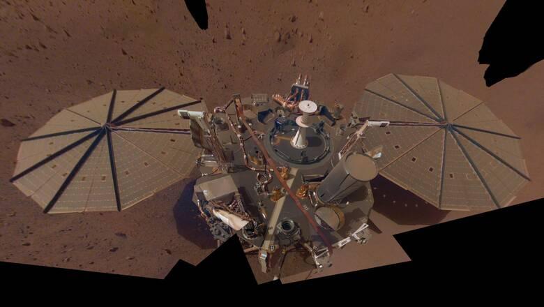 NASA: Τρεις μεγάλοι σεισμοί καταγράφηκαν στον Άρη - Διάρκεια μιάμισης ώρας είχε ο ένας