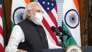 Σήμερα η συνάντηση του Μπάιντεν με τον πρωθυπουργό της Ινδίας στη σκιά της AUKUS