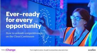 Accenture: Ο κίνδυνος για τις επιχειρήσεις που μεταβαίνουν στο cloud για μείωση κόστους
