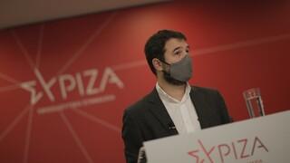 Ηλιόπουλος: Εν μέσω ενεργειακής κρίσης η κυβέρνηση αποφάσισε να ξεπουλήσει τη ΔΕΗ