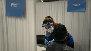 ΗΠΑ: Διαφωνίες στο CDC για την τρίτη δόση – Σύσταση και για ομάδες «υψηλού κινδύνου»