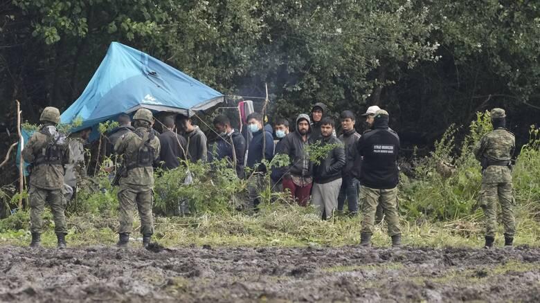 Πεθαίνοντας από το κρύο στα σύνορα της Λευκορωσίας: Πέμπτος μετανάστης νεκρός μέσα σε λίγες μέρες