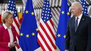 AUKUS: «Διασώθηκε» το Συμβούλιο ΕΕ - ΗΠΑ για το Εμπόριο και την Τεχνολογία