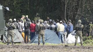 Η ΕΕ καλεί την Πολωνία να επιτρέψει τη Frontex στα σύνορα με την Λευκορωσία