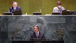 Αναστασιάδης-Λαβρόφ: Προσηλωμένη η Ρωσία σε λύση του Κυπριακού στο πλαίσιο του ΟΗΕ