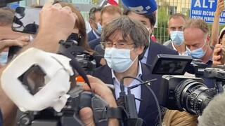 Ιταλία - Κάρλες Πουτζντεμόν: Ελεύθερος ο Καταλανός ηγέτης μέχρι να κριθεί η έκδοση στην Ισπανία