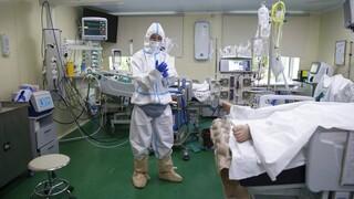 Κορωνοϊος - Ρωσία: Τραγικό ρεκόρ με 828 θανάτους σε 24 ώρες