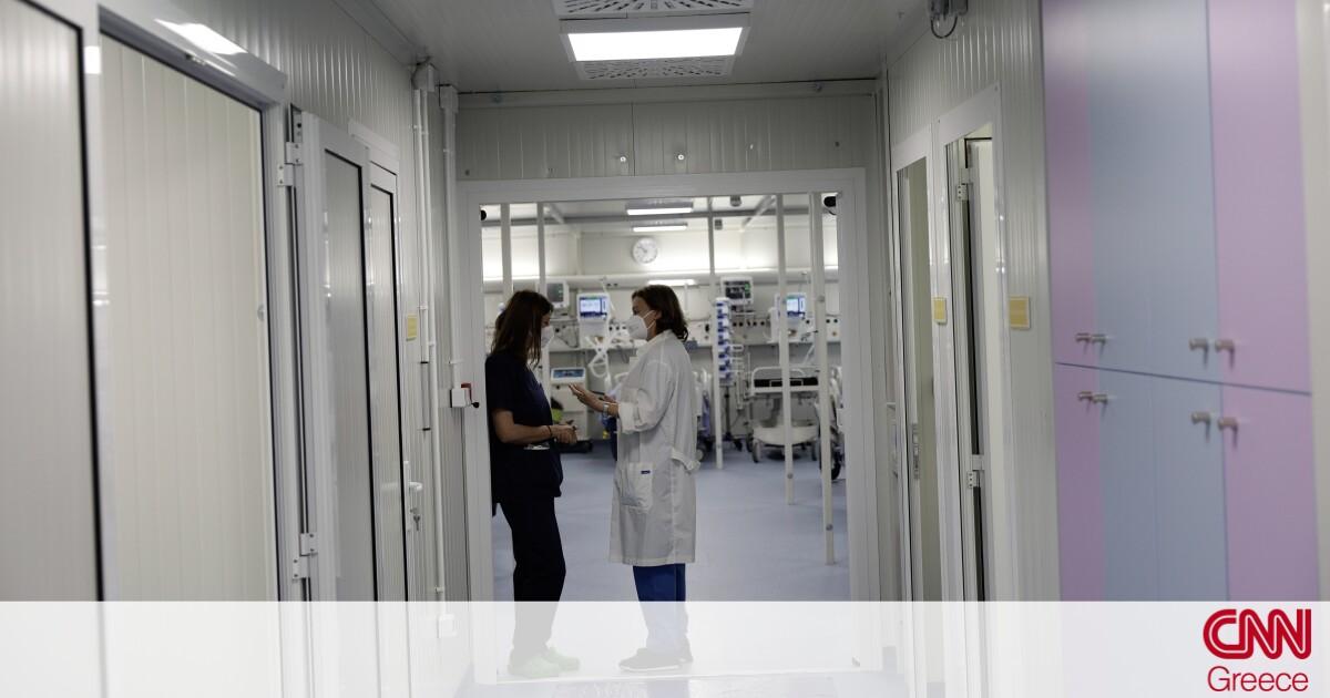 Κορωνοϊός – Καπράβελος: Στο 100% η πληρότητα στις ΜΕΘ της Βόρειας Ελλάδας