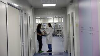Κορωνοϊός - Καπράβελος: Στο 100% η πληρότητα στις ΜΕΘ της Βόρειας Ελλάδας