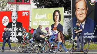 Εκλογές - θρίλερ στη Γερμανία: «Μάχη» για τους αναποφάσιστους