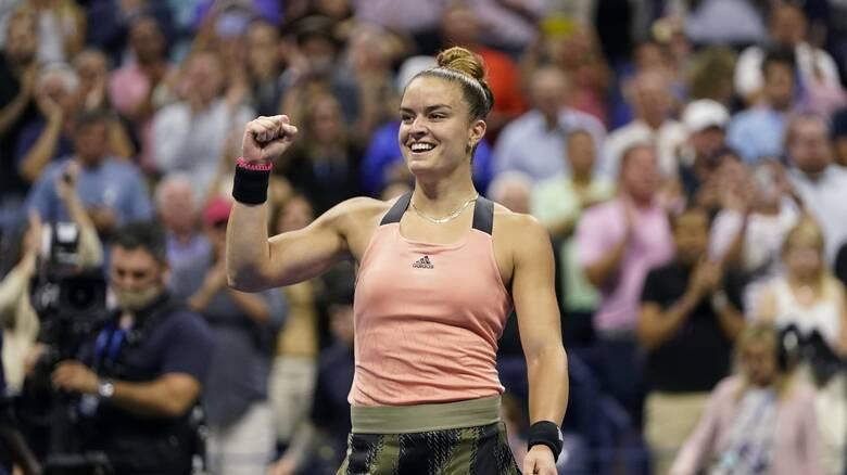 Μαρία Σάκκαρη: Ασταμάτητη και ραντεβού στον τελικό της Οστράβα