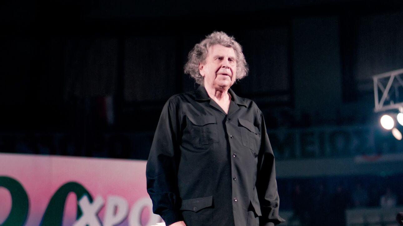 Αίγυπτος: Τον Μίκη Θεοδωράκη τίμησε το 14ο Διεθνές Φεστιβάλ Λατρευτικής Μουσικής Καΐρου