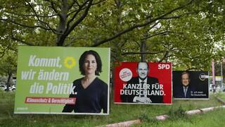 Εκλογές «ώρα-μηδέν» για τη Γερμανία: «Θρίλερ» δείχνουν οι δημοσκοπήσεις