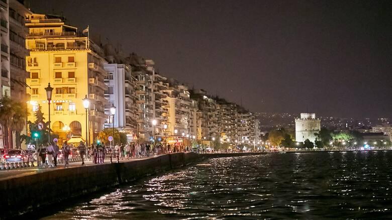 Μπλακ άουτ στο κέντρο της Θεσσαλονίκης - Σταδιακή η αποκατάσταση της ηλεκτροδότησης