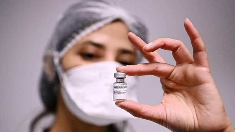 Κορωνοϊός - Βέλγιο: Τρίτη δόση με mRNA εμβόλια στους άνω των  65 ετών