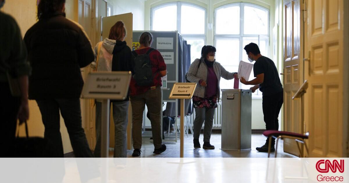 Τέλος εποχής στη Γερμανία: «Θρίλερ» για τον διάδοχο της Μέρκελ – Τι δείχνουν οι δημοσκοπήσεις