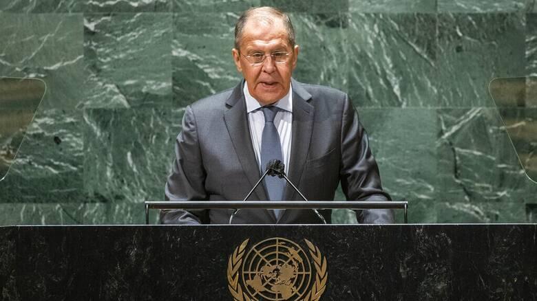 Λαβρόφ: Οι ΗΠΑ μιλούν για διπλωματία στο πνεύμα του Ψυχρού Πολέμου