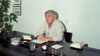 Παύλος Μπακογιάννης: Τα μηνύματα για τα 32 χρόνια από τη δολοφονία του
