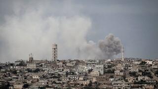 Συρία: Ρωσικά αεροσκάφη έπληξαν θέσεις ανταρτών υποστηριζόμενων από την Τουρκία στο Χαλέπι